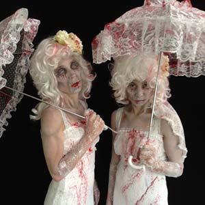 HORROR BRIDES on Stilts