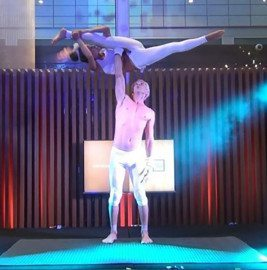 Adagio Stage Act  – Breathe Me