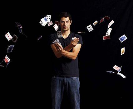magician Liam