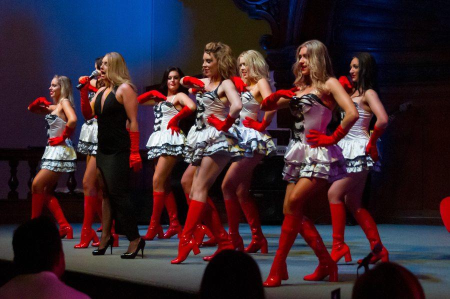 Burlesque Carbaret Show