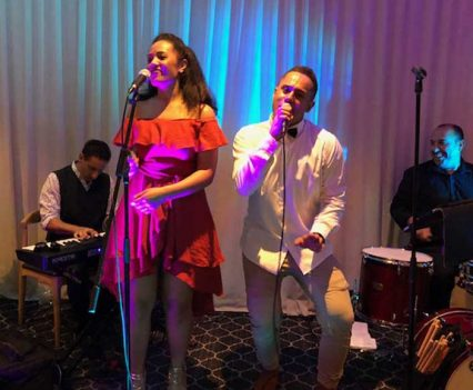 24th March 2018 Samantha Wedding Soul nights band