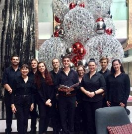 EP Gospel Christmas Singers