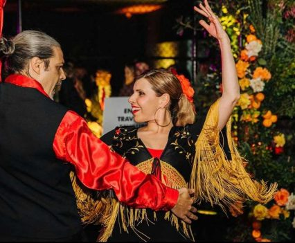 Spanish Flamenco Dancers