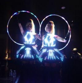 Fembots Lights